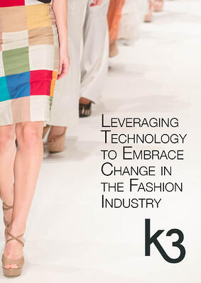 Leveraging technology to embrace change in the fashion industry