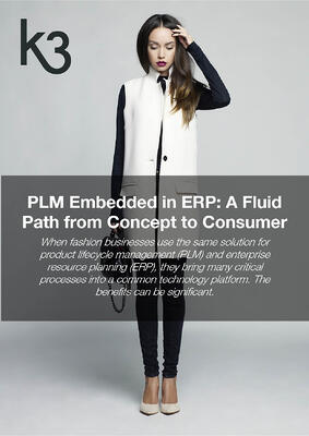 PLM Embedded in ERP A Fluid Path from Concept to Consumer